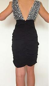 Šaty - Black swan - 1018064