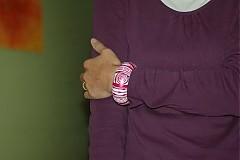 Náramky - Náramok Pink Lady - 1018422
