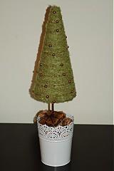 Dekorácie - Strom s vôňou Vianoc - 1021591