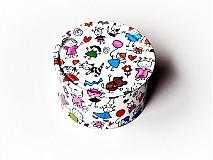 Krabičky - Šperkovnica - 1024388