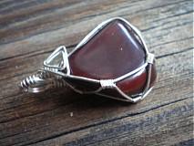 Náhrdelníky - Bermudský trojuholník - 1041514