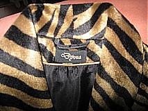 Kabáty - Sako s tigrým vzorom - 1042987