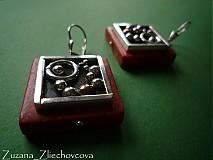 Náušnice - Art Poetica (akcia -20%) - 1045686