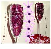 Nádoby - Svadobné poháre Jane - 2ks - 1055720