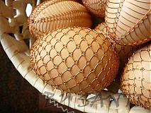 Dekorácie - Drôtované kraslice - 105999