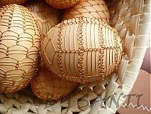 Dekorácie - Drôtované kraslice - 106001