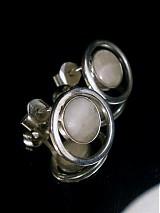 biele aragonitky - puzetky