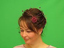 Ozdoby do vlasov - ozdôbka do vlasov - 106894