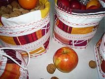 Úžitkový textil - Patchworkový mech - 1079736