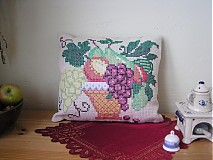 Úžitkový textil - vankúš - 1092072
