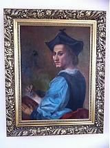 Obrazy - Mladý maliar - 1092710