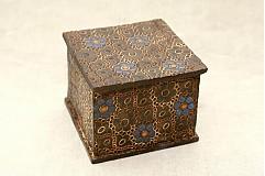 Krabičky - Šperkovnica čipková - 1094288