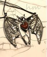 - Myotis so srdcom z karneolu  - 1096925