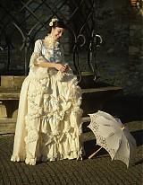 Šaty - Madame de  Pompadour - 1099756