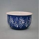 Nádoby - Miska na müsli, polévku kopretiny 12 modrá - 1100604