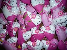 Darčeky pre svadobčanov - Srdiečka pre potešenie - 1103785