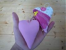 Darčeky pre svadobčanov - Srdiečka pre potešenie - 1103787