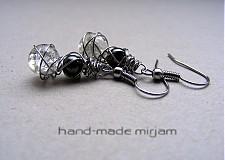 - Elegantná magnetická přítažlivosť /hematit/ V. - 1105966