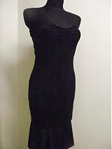 Šaty - malé spoločenské - 1108376