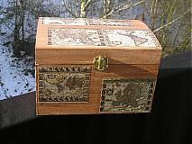 Krabičky - Cestovateľka... - 1114166