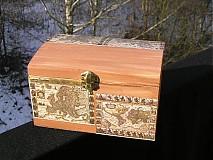 Krabičky - Cestovateľka... - 1114175