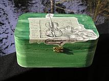 Krabičky - Hudobná... - 1114193