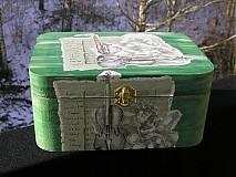 Krabičky - Hudobná... - 1114238