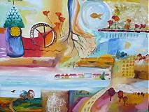 Obrazy - Letom - svetom - 1128516