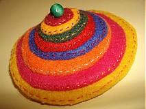 Odznaky/Brošne - Ovocná tortička - 1134780