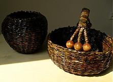 Košíky - Paplet- košík - 1145084