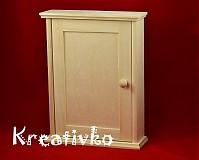 - Skrinka na kľúče - hranatá - 1174705