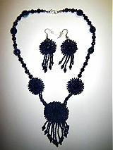 Sady šperkov - Spoločenský náhrdelník  - 1184107