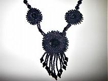 Sady šperkov - Spoločenský náhrdelník  - 1184108
