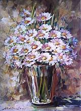 Obrazy - Margarétky - 1189406