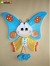 Motýlik chlapček