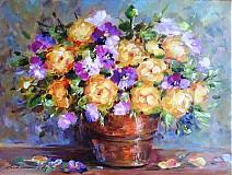 Kvety zo záhradky