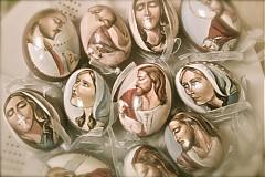 Dekorácie - veľkonočné vajíčka - 1214337