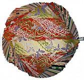 - Yuzen Washi Set (japonský ručne robený papier) - 1214567