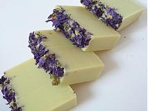 Drogéria - Dvojitá levanduľa - prírodné mydlo - 1221733
