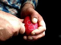 - červene velkonocne vajicko - 1232297
