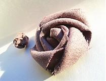 Odznaky/Brošne - Ruža...SKLADOM - 1235687