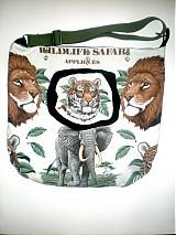 Veľké tašky - BIG SAFARI bag  OBOJSTRANNA! - 1244573