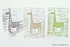 Papiernictvo - žirafka - 1246157