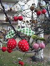 Dekorácie - Čerešničky - 1258930