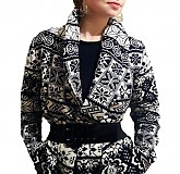 Kabáty - Jarný kabát - 1259257