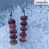Sady šperkov - Nežnôstky - sada šperkov - 1260627