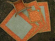 Úžitkový textil - Prestieranie - 1264376