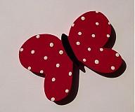 Magnetky - aj motýlik má rád bodky - 1269733