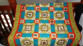 Úžitkový textil - safari - ukážka - 1271143