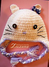 Detské čiapky - Cica mica - 1273775